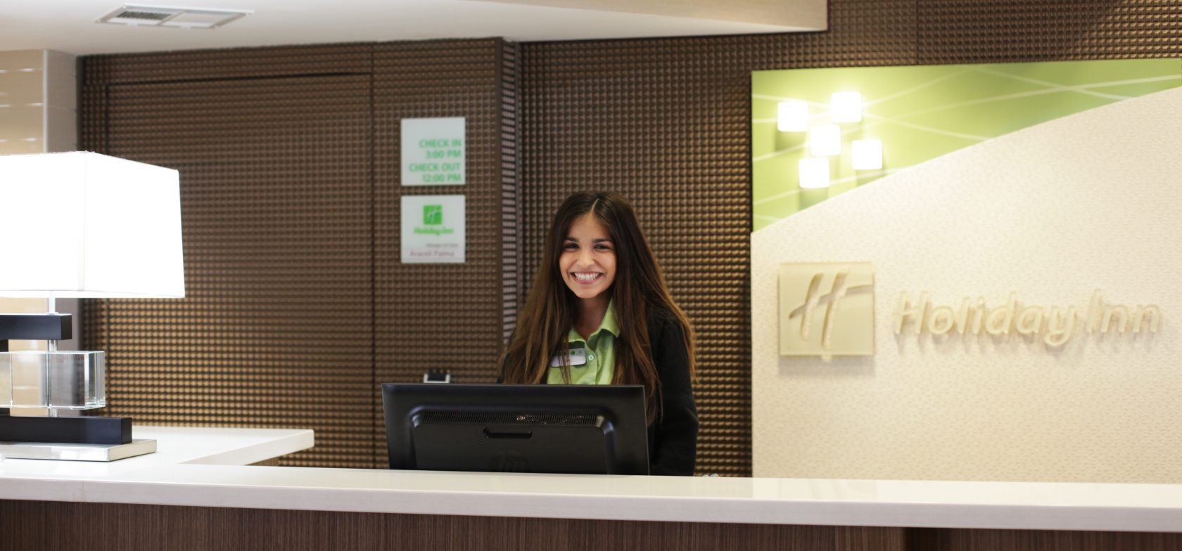 Front Desk and Staff at Holiday Inn Phoenix Chandler