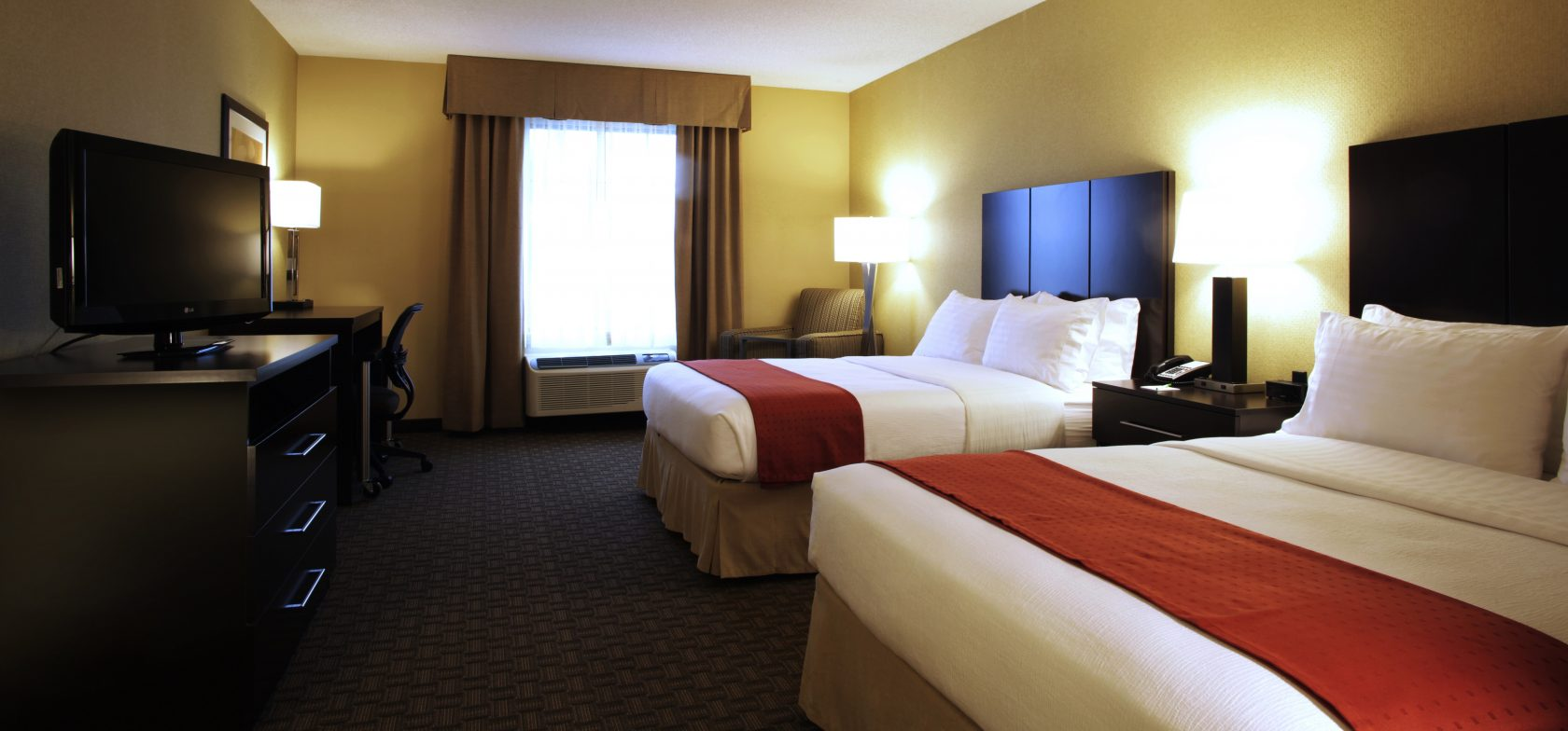Double Queen Room at Holiday Inn Phoenix Chandler