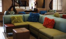 Lobby Seating Area at Holiday Inn Phoenix Chandler